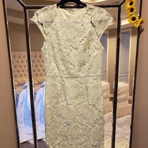Ted Baker Mint lace dress
